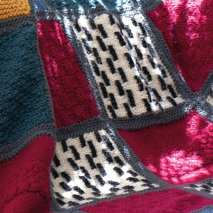 WYS Re:treat Emeline Blanket Kit (Knitted)