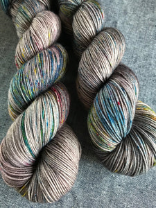 Cair Paravel (Merino Smooth Sock)