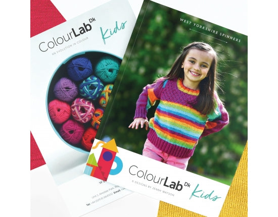 WYS ColourLab Kids - Pattern Book
