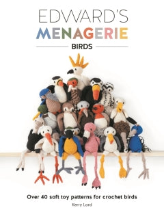 Edward's Menagerie Birds by Kerry Lord