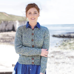 WYS The Croft Aran - Shetland Tweed Pattern Book