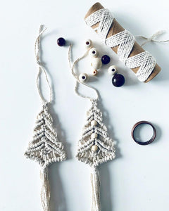 Christmas Macrame Workshop - 28 Nov or 12 Dec