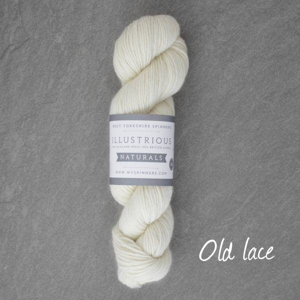 010 Old Lace (Naturals)