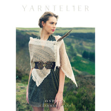 Load image into Gallery viewer, Yarntelier Osprey Shawl Kit