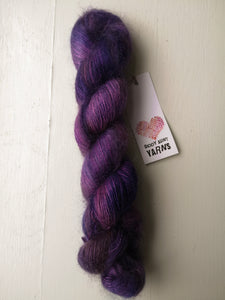Shrinking Violet (Kid Mohair Silk Lace)