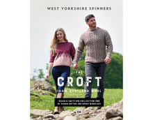 Load image into Gallery viewer, WYS The Croft DK Pattern Book