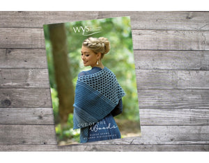 WYS Illustrious Eloise Shawl - Pattern Only