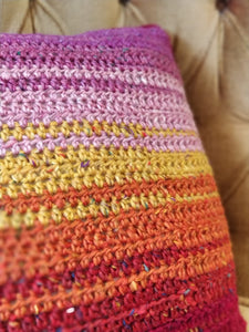 Shepherd's Delight Cushion Kit - Crochet