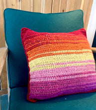 Load image into Gallery viewer, Shepherd's Delight Cushion Kit - Crochet