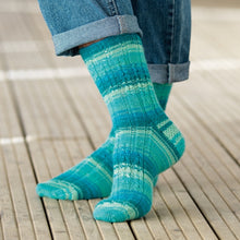 Load image into Gallery viewer, WYS Winwick Mum Sock Pattern Collection