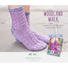 Load image into Gallery viewer, Signature Socks Pattern Collection