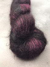 Load image into Gallery viewer, Blackcurrant Jam (Kid Mohair Silk Lace)