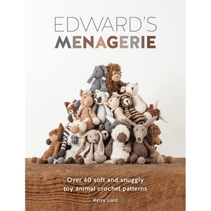 Edward's Menagerie Book by Kerry Lord