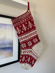 Folklore Christmas Stocking kit