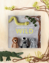 Load image into Gallery viewer, How to Crochet Animals: Wild by Kerry Lord