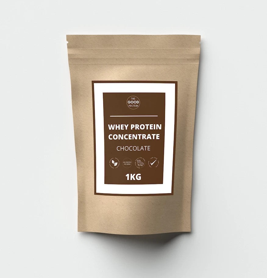 Chocolate - Whey Protein Concentrate