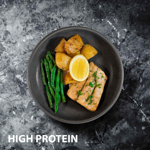 Sous Vide Barramundi | High Protein Meals | Healthier Meals Delivered