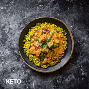 Chicken Red Curry | Keto Meals | Healthier Meals Delivered