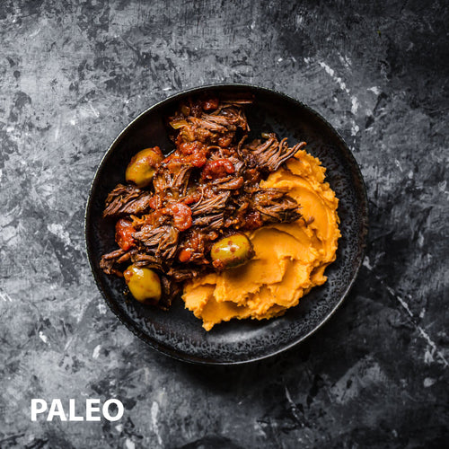 Moroccan Beef | Paleo Meals | Healthier Meals Delivered
