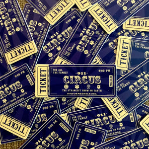 911 Circus Tickets - Uniformed Services Peer Council