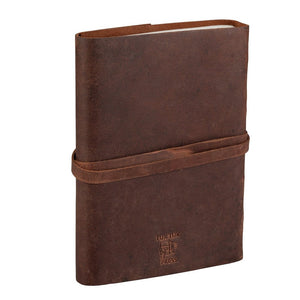 Custom Leather Journals - Uniformed Services Peer Council