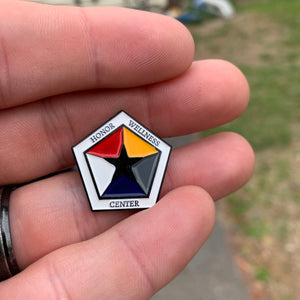 Honor Wellness Center Pin