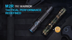 Olight M2R Pro - Uniformed Services Peer Council