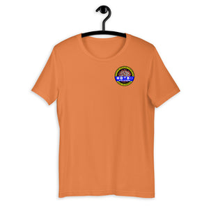 Charlie Foxtrot COVID-19 T-Shirt - Uniformed Services Peer Council