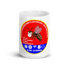 Load image into Gallery viewer, Charlie Foxtrot Murder Hornet Mug