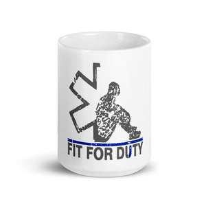 Fit For Duty Mug