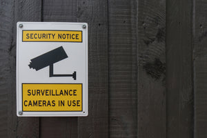 Security Signage