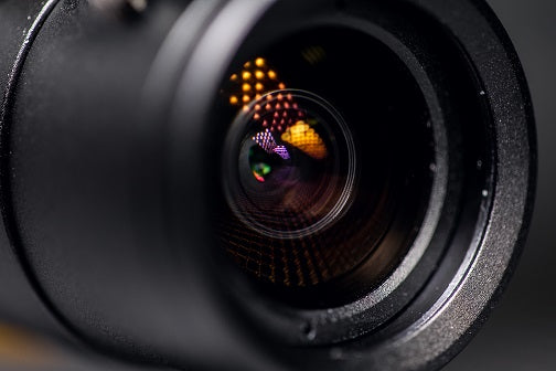 Selecting the right camera lens