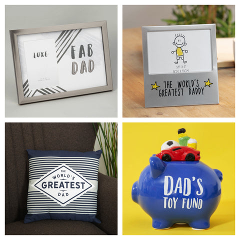 Father's Day gifts collage