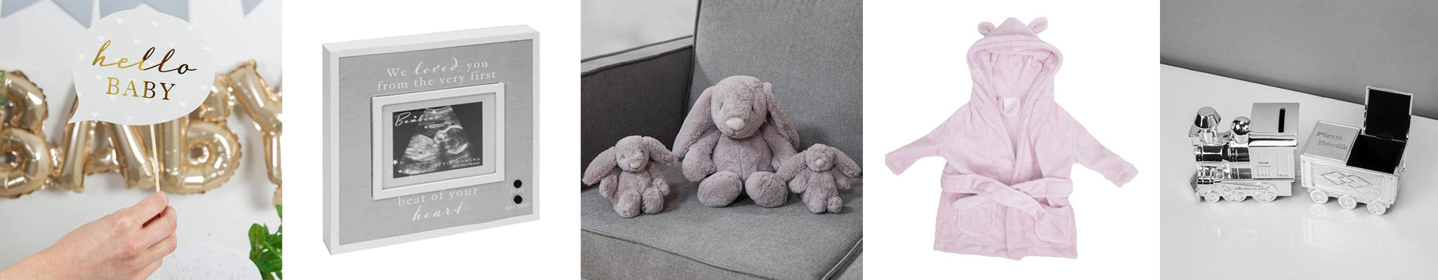 gifts for baby - bambino by Juliana product range