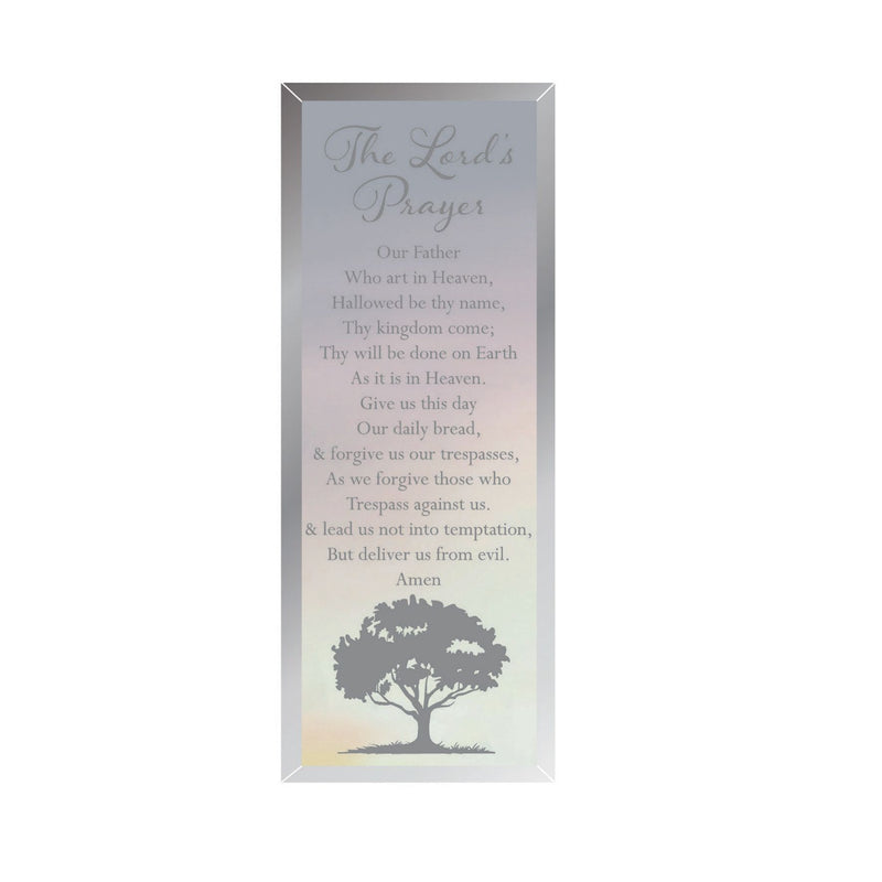 Reflections Of The Heart The Lords Prayer Standing Plaque