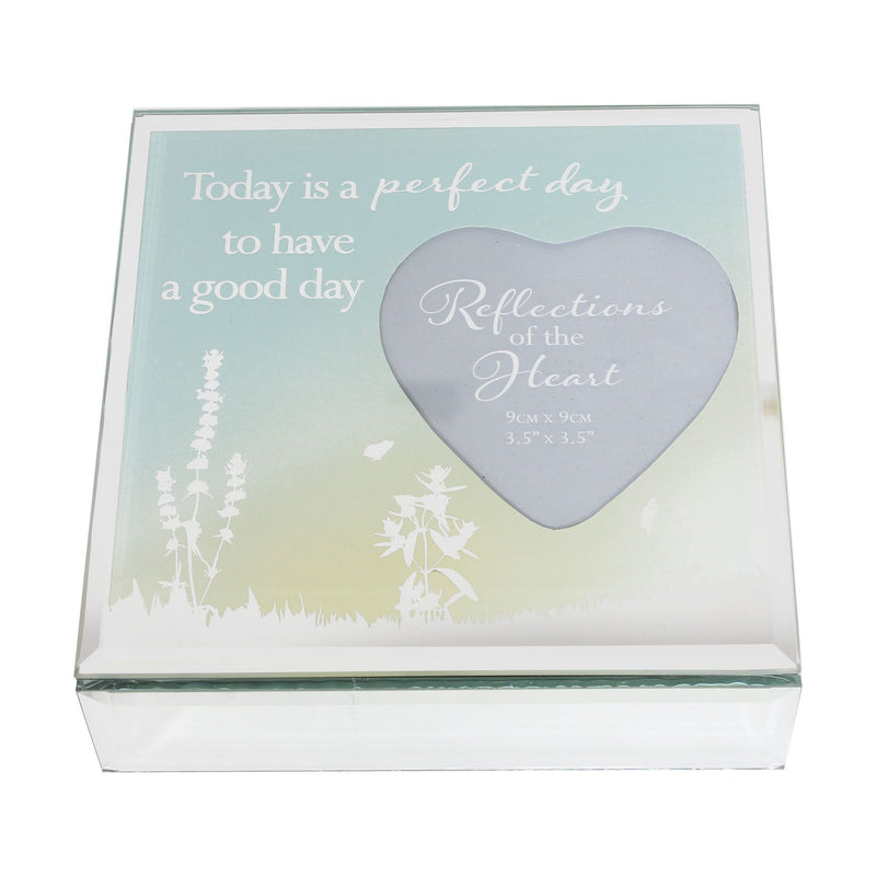 Reflections Of The Heart Perfect Day Trinket Box