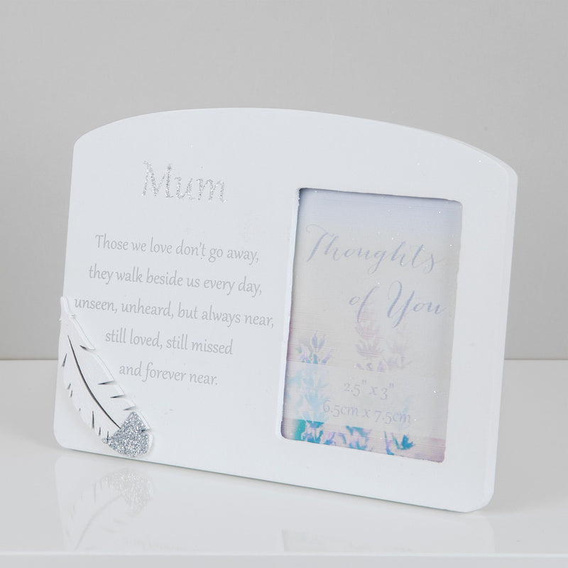 "2.5"" x 3"" - Thoughts of You Memorial Frame - Mum"