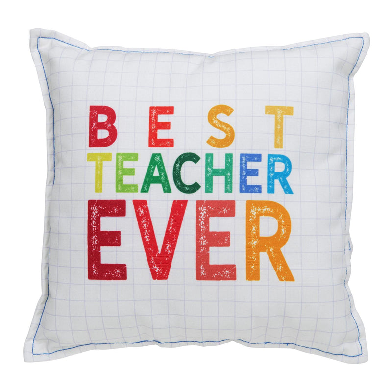 Thank You Teacher 30cm Square Scatter Cushion