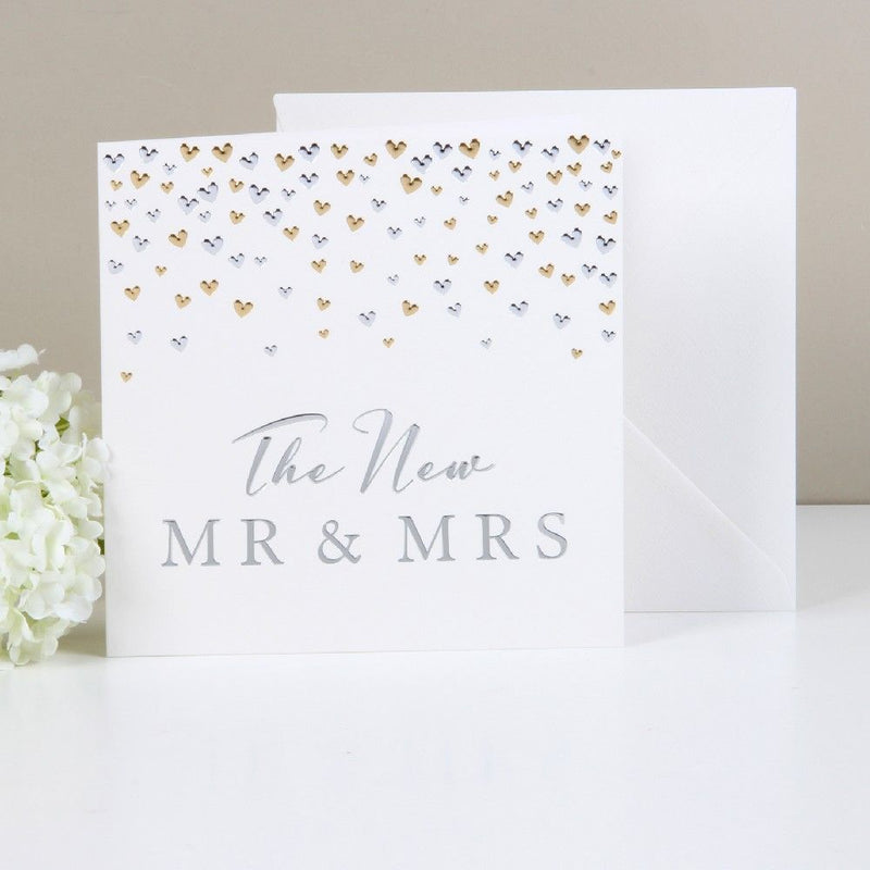 AMORE BY JULIANA® Deluxe Card - The New Mr & Mrs
