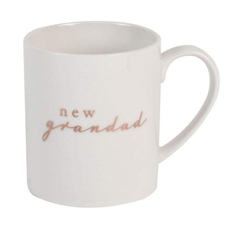 Bambino New Bone China Mug - New Grandad