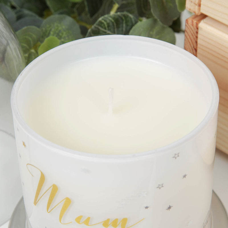 Bambino Mum to Be Candle