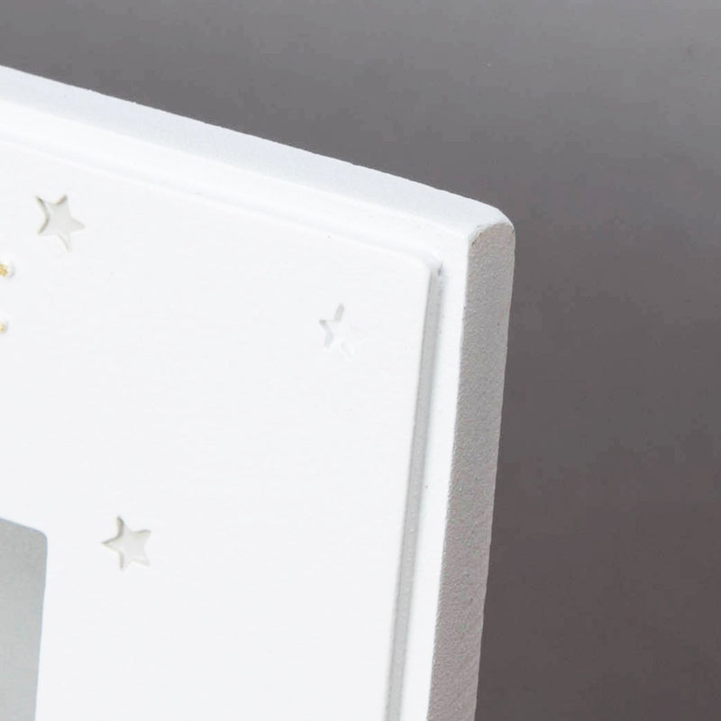 "6"" x 4"" - Bambino Mummy & Daddy Love Me to the Moon & Back"