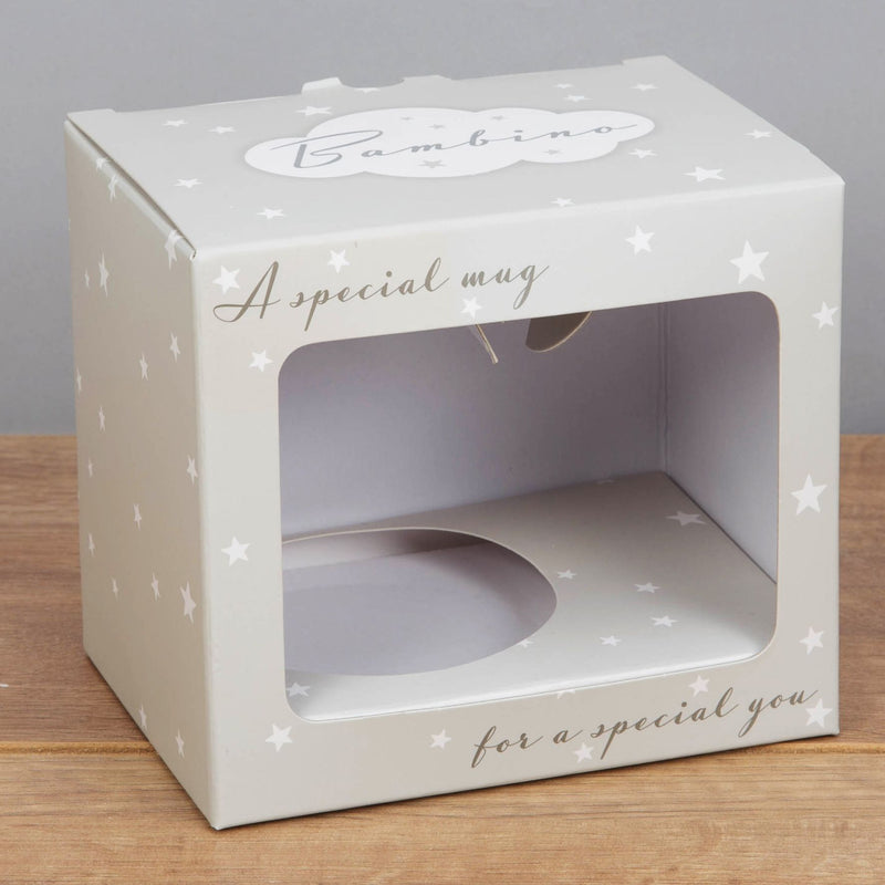 Bambino Bone China Mug - Brother Promoted to Uncle