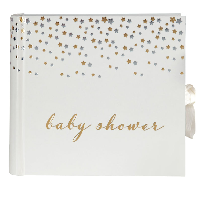 "Bambino Little Stars Photo Album 4"" x 6"" Baby Shower"