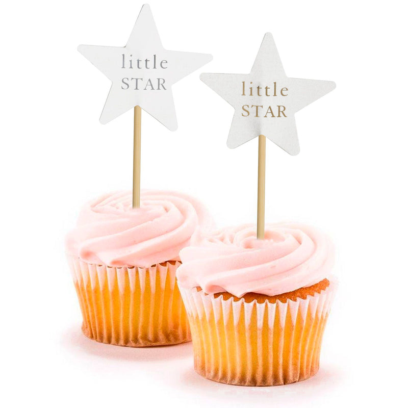 Bambino Cupcake Toppers (Set of 24)