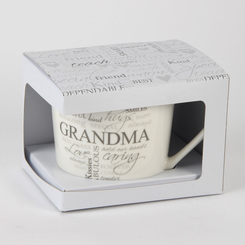 Heartfelt Moments Grandma Mug