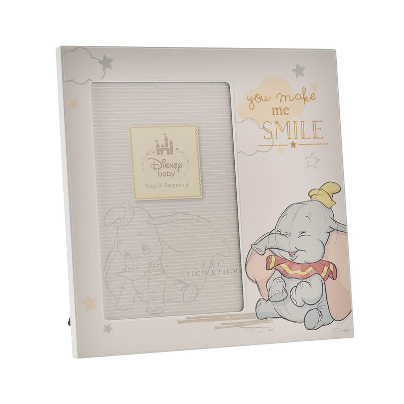 "4"" x 6"" - Disney Magical Beginnings Photo Frame - Dumbo"