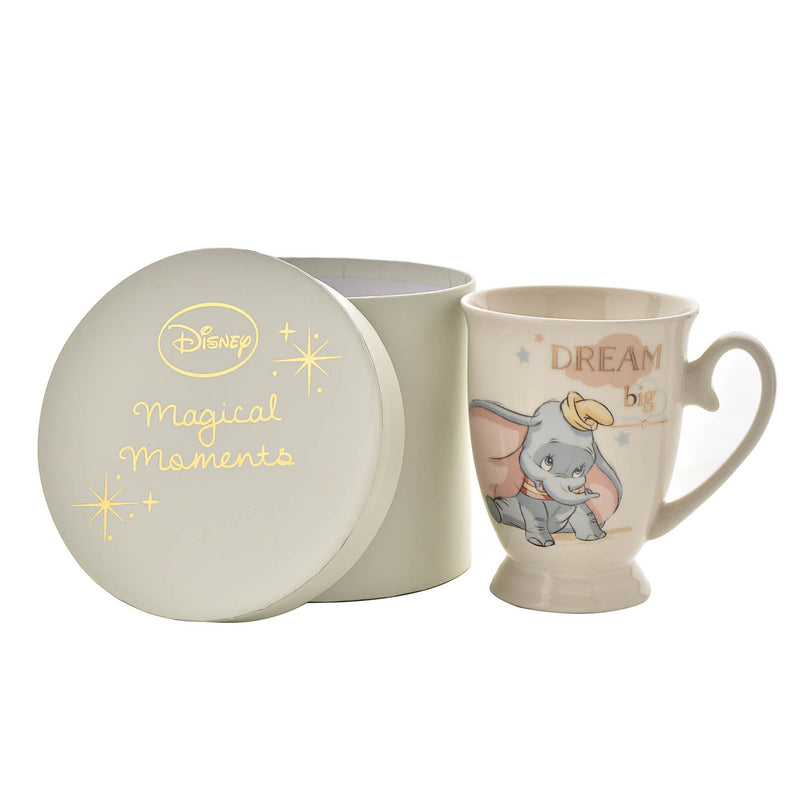 Disney Magical Beginnings Dumbo Mug Gift Set - Dream Big