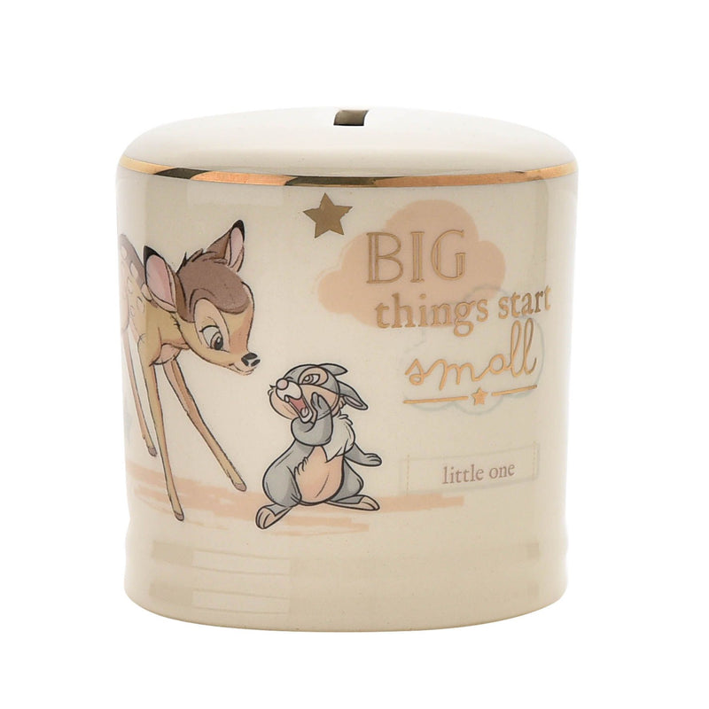 Disney Magical Moments Ceramic Money Bank - Bambi