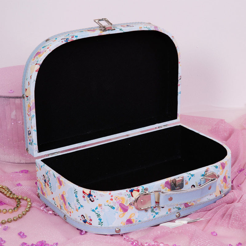 Disney True Princess Blue Canvas Carry Case - Magic Begins